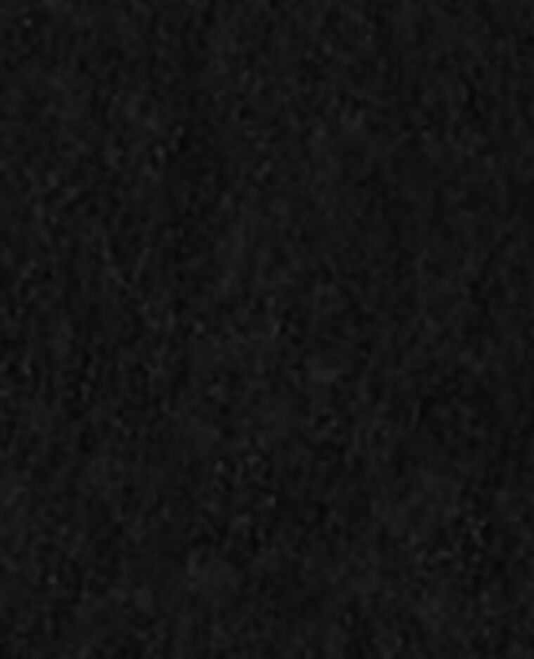 Sciarpa morbida nero
