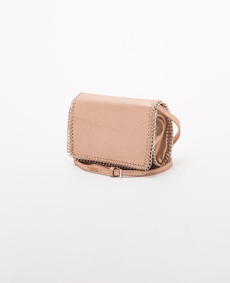 88ee365f17 Borsa pochette rosa iridato rosa - 980141264A02   Pimkie