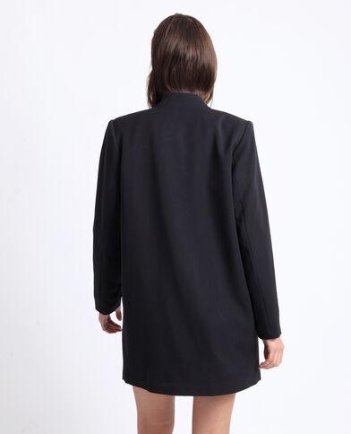 Cappotto leggero nero