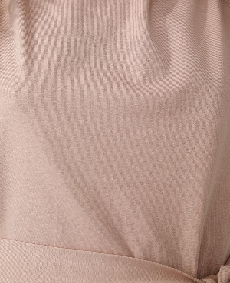 Abito dritto con spalline rosa - Pimkie