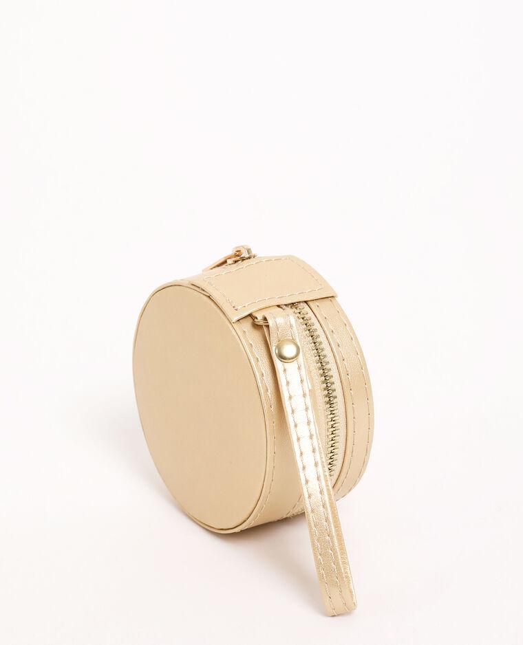Cofanetto per gioielli dorato - Pimkie