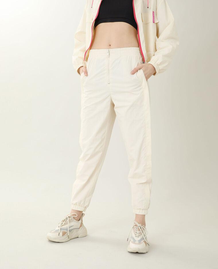 Pantalone antivento beige - Pimkie