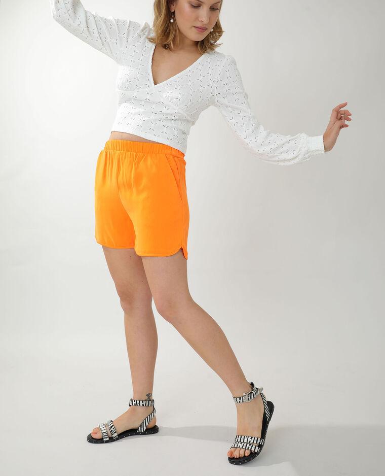 Short arancio - Pimkie