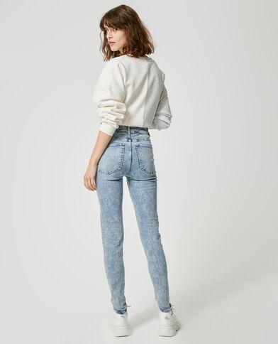 Jeans skinny blu chiaro - Pimkie