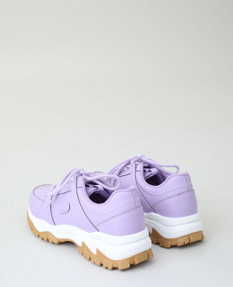 Scarpe da ginnastica dad shoes viola