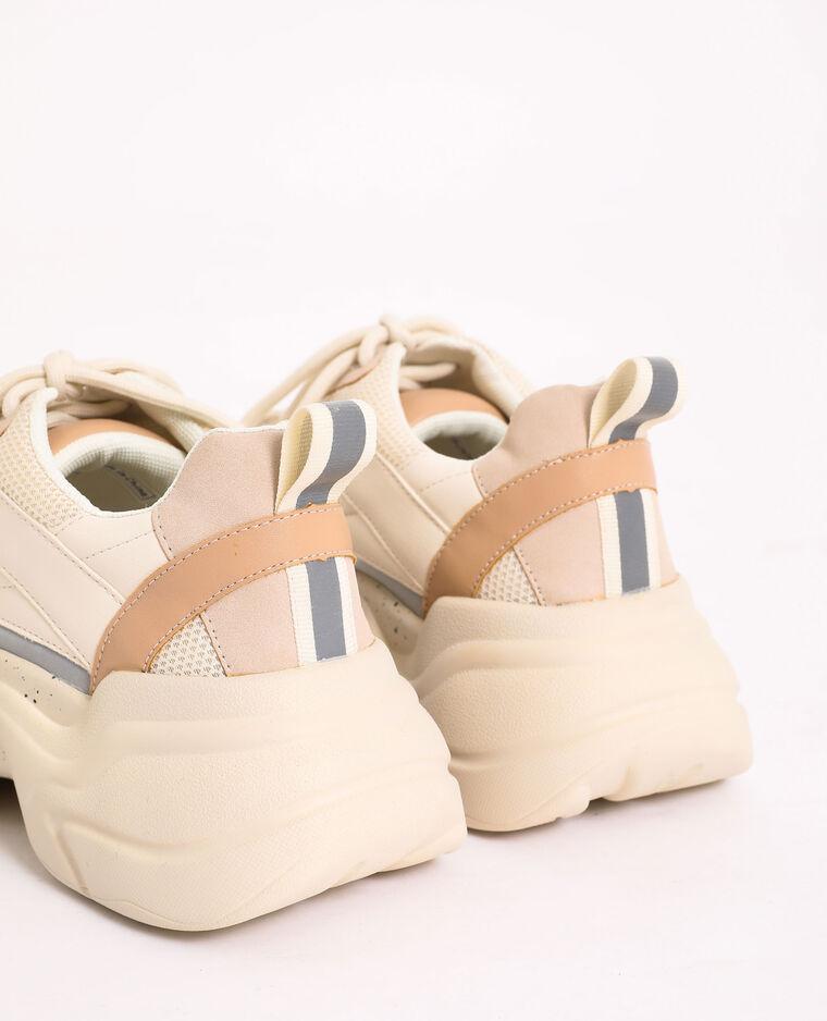 Scarpe da tennis colorate bianco