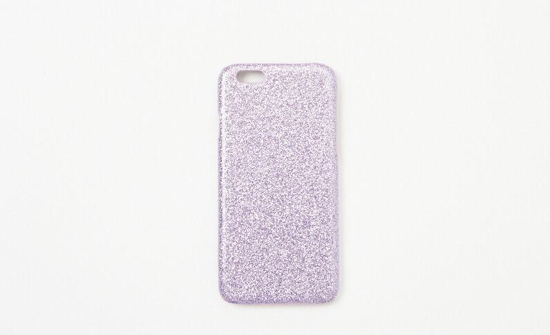 Custodia morbida compatibile iPhone 6/6S viola
