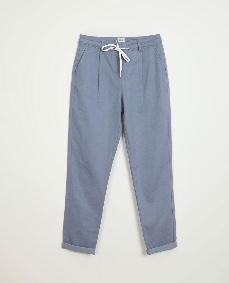 Pantalone chino blu - Pimkie
