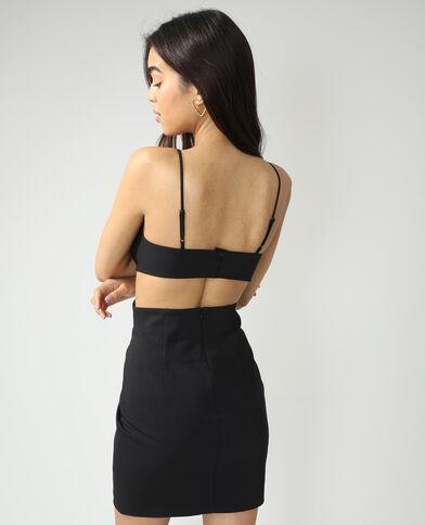Abito sexy nero - Pimkie