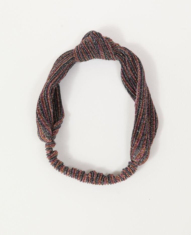 Headband glitter rosa