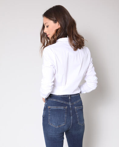 Camicia basic bianco