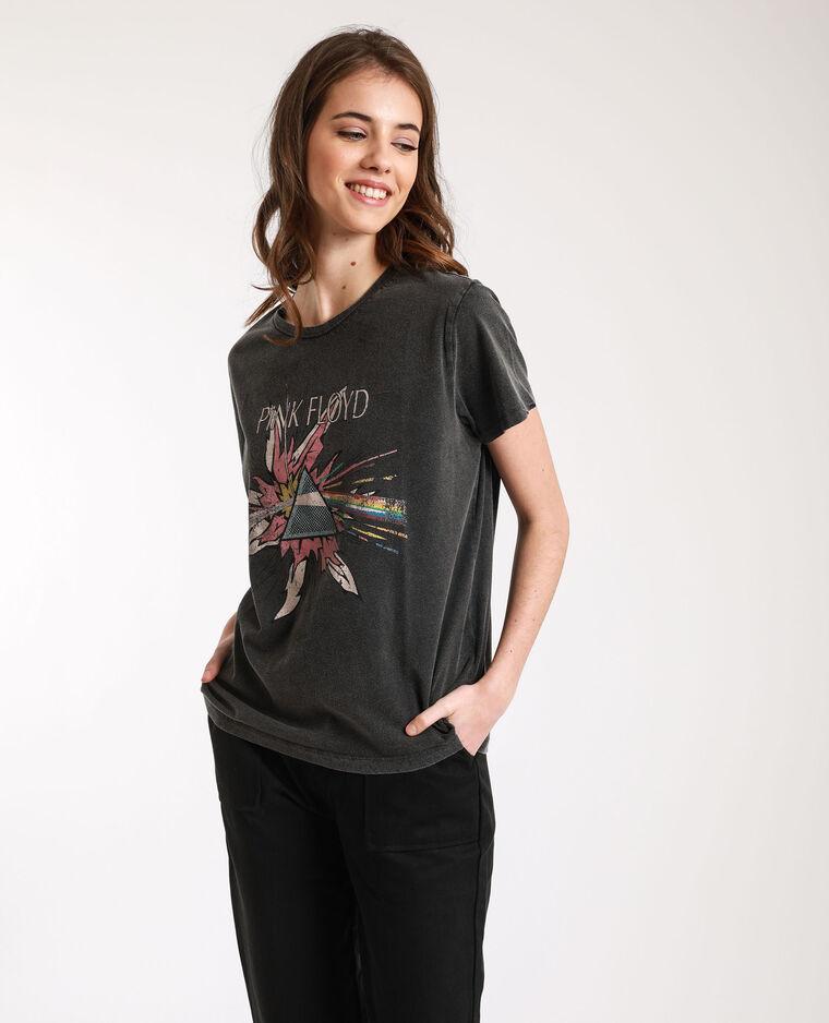 T-shirt Pink Floyd grigio - Pimkie