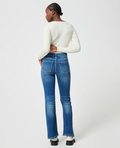 Jeans bootcut blu denim - Pimkie