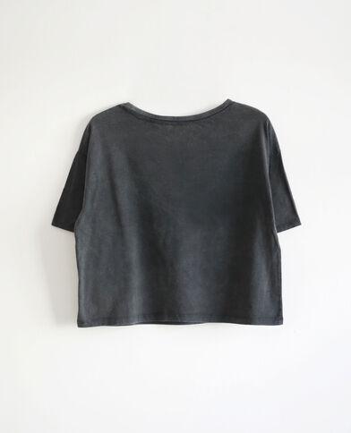 T-shirt AC/DC grigio scuro