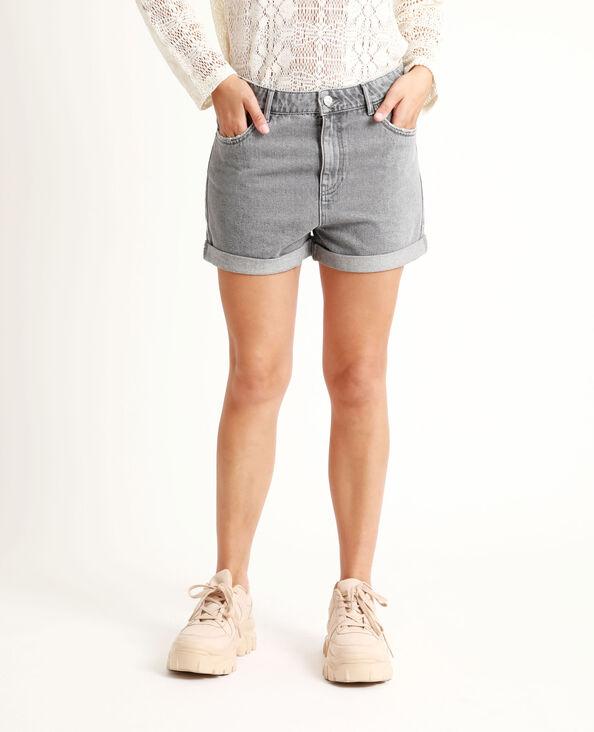 Short mom grigio
