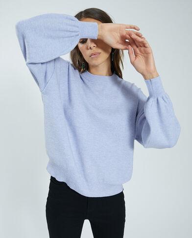 Pull maglia sottile parme - Pimkie