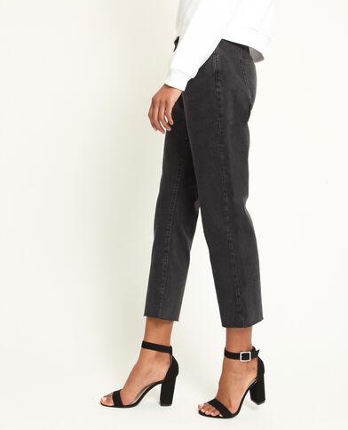 Jeans dritto nero