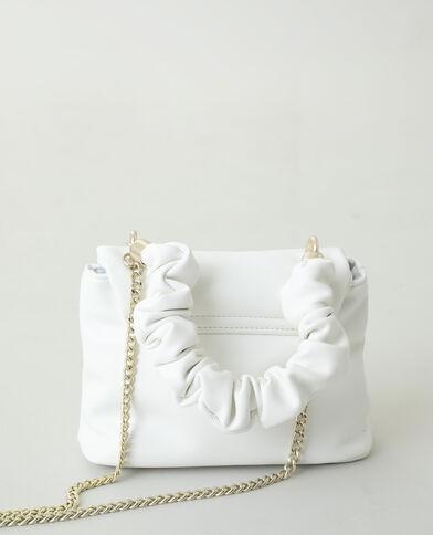 Mini borsa a mano bianco - Pimkie