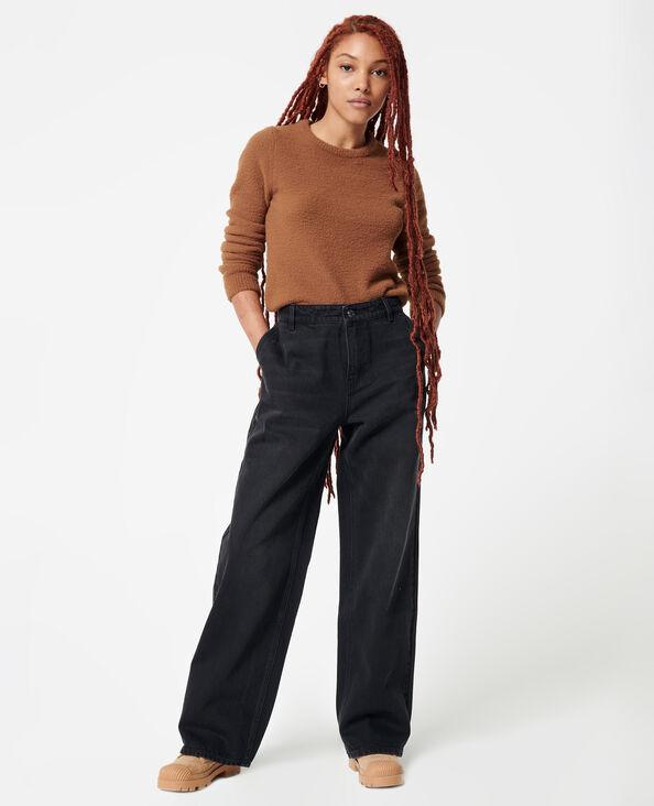 Jeans straight nero - Pimkie