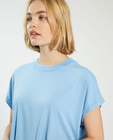 T-shirt oversize blu - Pimkie