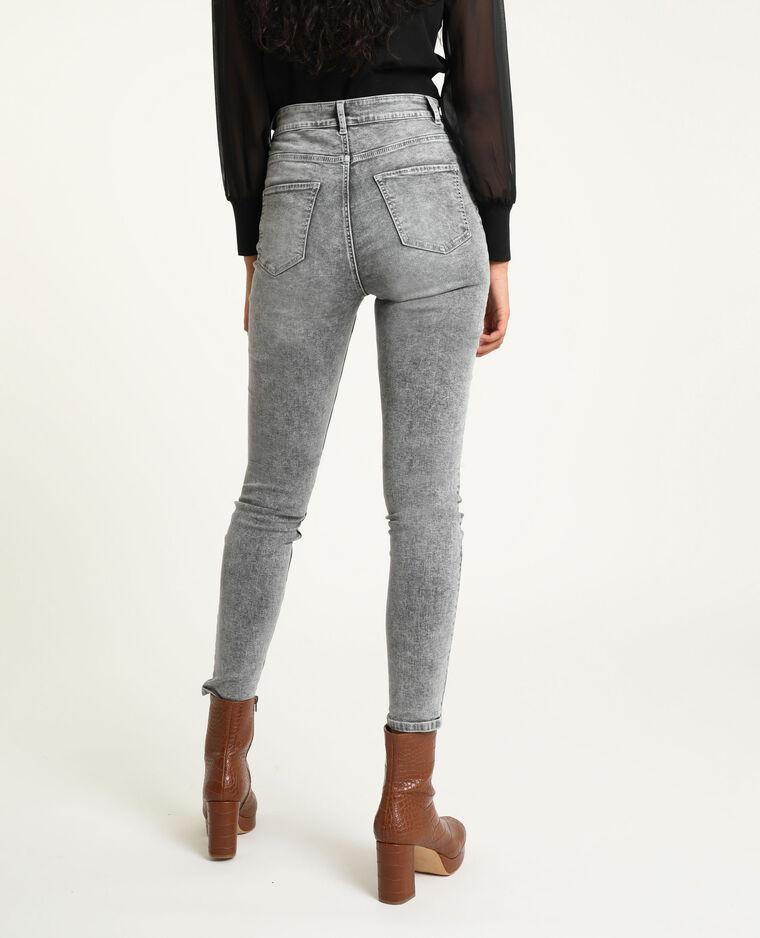 Jeans skinny grigio