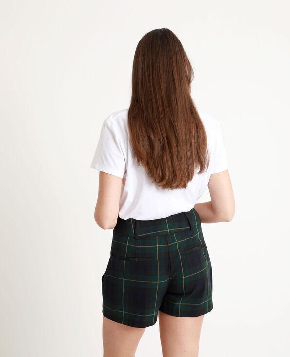 T-shirt Blondie bianco