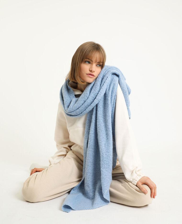Sciarpa morbida blu cielo - Pimkie