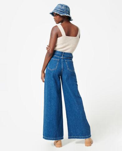 Jeans baggy blu denim - Pimkie