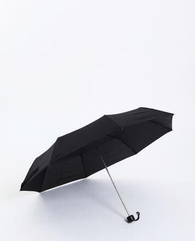 Ombrello pieghevole nero