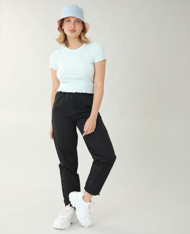 Pantalone antivento nero - Pimkie