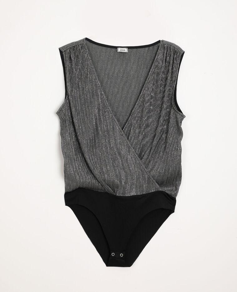 Body stampato nero