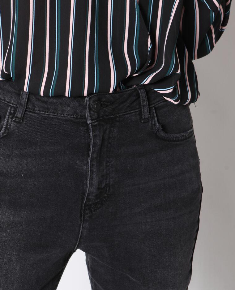 Jeans slim nero