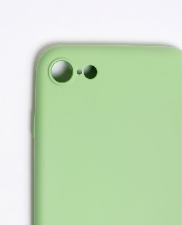 Custodia compatibile con iPhone 7/8 verde pistacchio