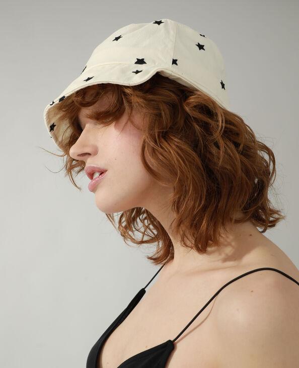 Cappello bob stellato beige - Pimkie