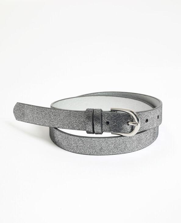 Cintura iridata grigio