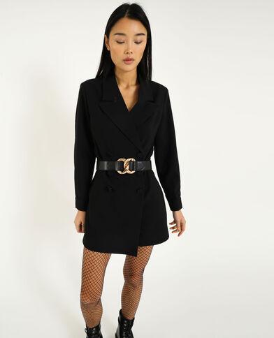 Tutina blazer nero - Pimkie