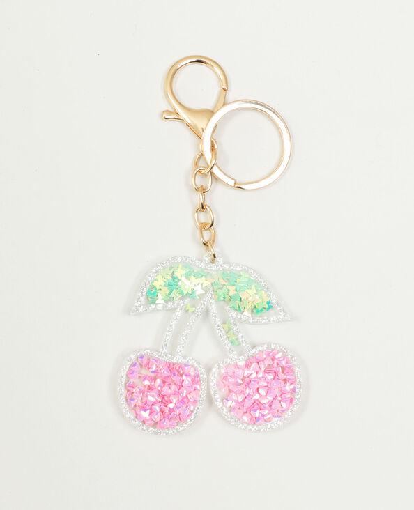 Portachiavi ciliegie rosa - Pimkie