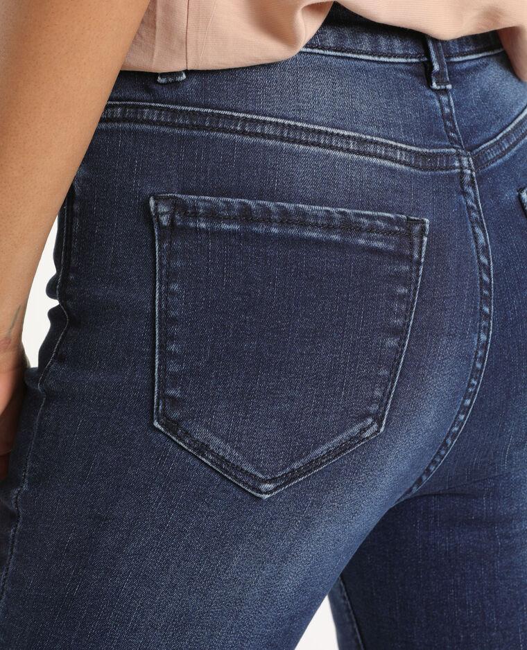 Jeans skinny high waist blu scuro