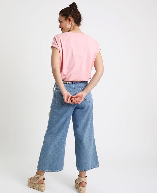 T-shirt Dolce Farniente rosa