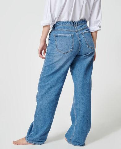 Jeans baggy low waist blu denim - Pimkie