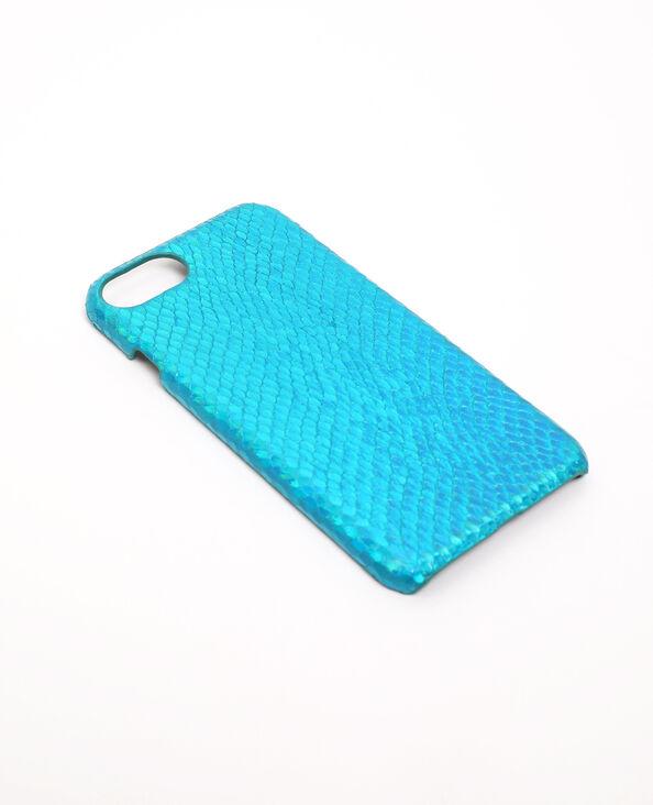Custodia iPhone 6/6S/7/8 blu