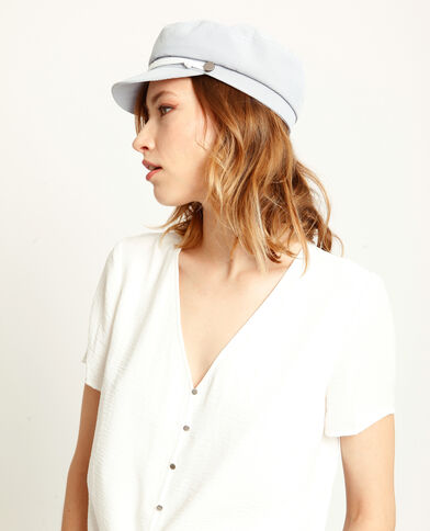 Cappellino da monello blu
