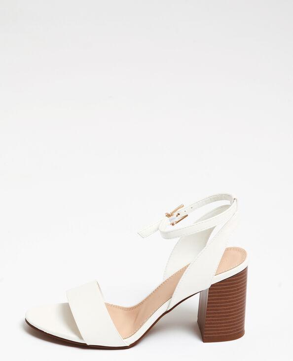 Sandali bianchi bianco