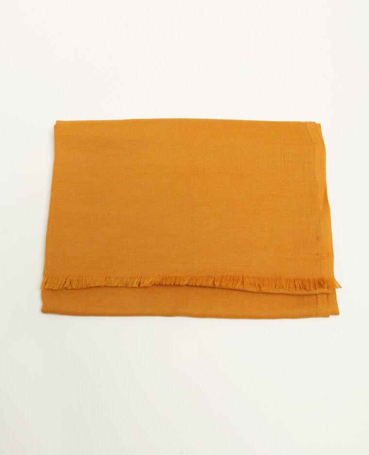 Stola senape giallo