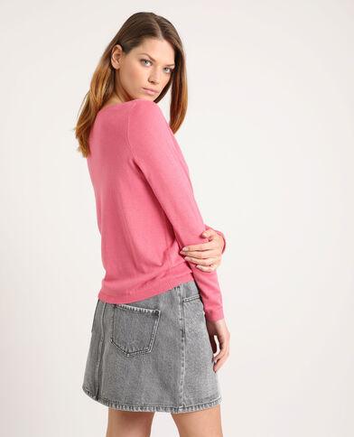 Pull leggero rosa