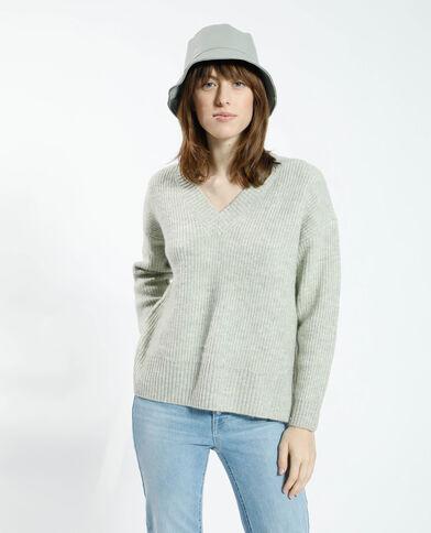 Pull di lana verde acqua - Pimkie