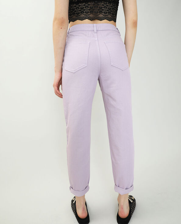Jeans slouchy rosa cipria - Pimkie