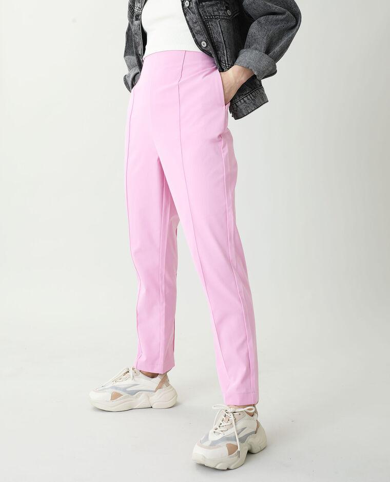 Pantalone city Rosa