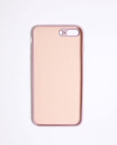 Custodia compatibile con iPhone 7/8+ rosa