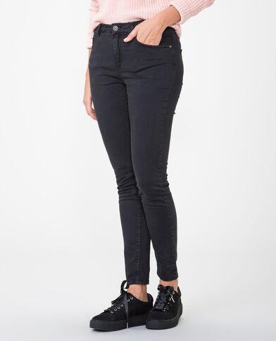 Pantalone skinny nero